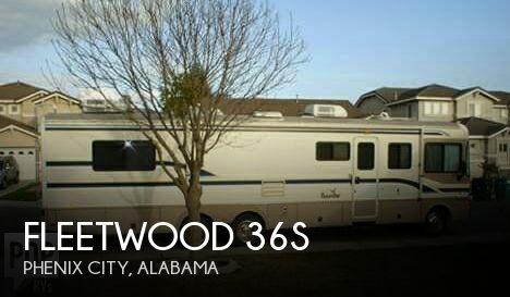 1999 Fleetwood Fleetwood 36S