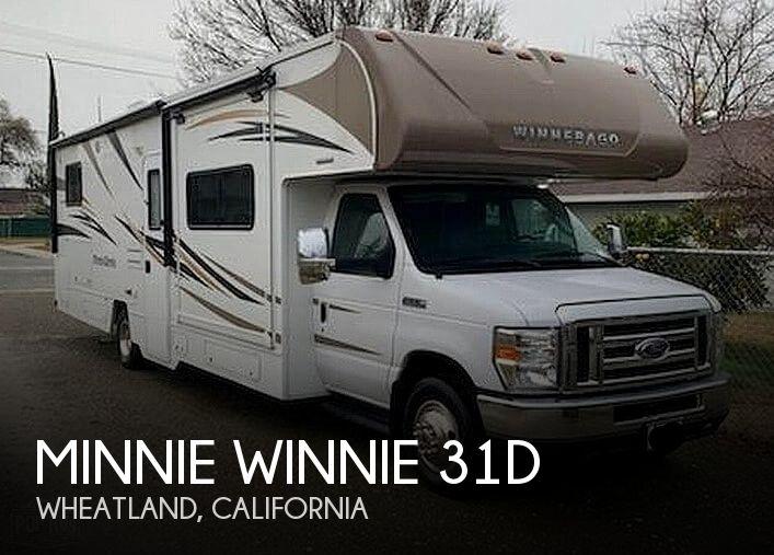 2017 Winnebago Minnie Winnie 31D