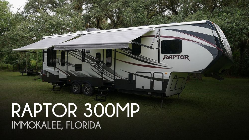 2014 Keystone Raptor 300MP