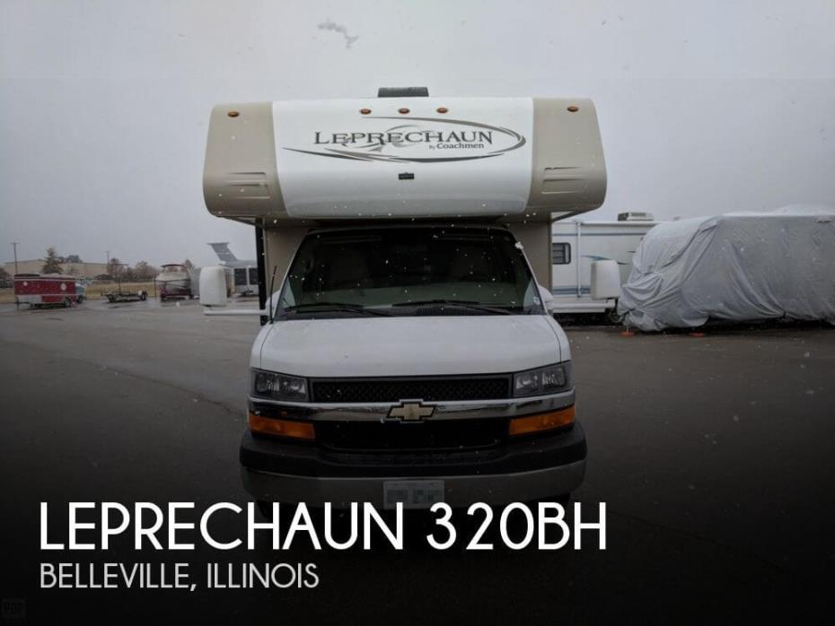 2014 Coachmen Leprechaun 320BH