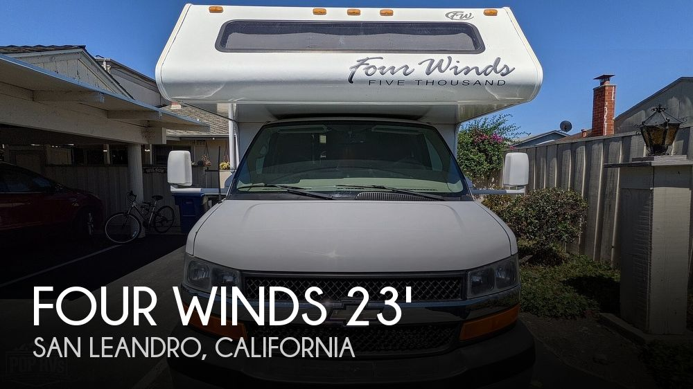 2008 5000 (by Four Winds) 21RB