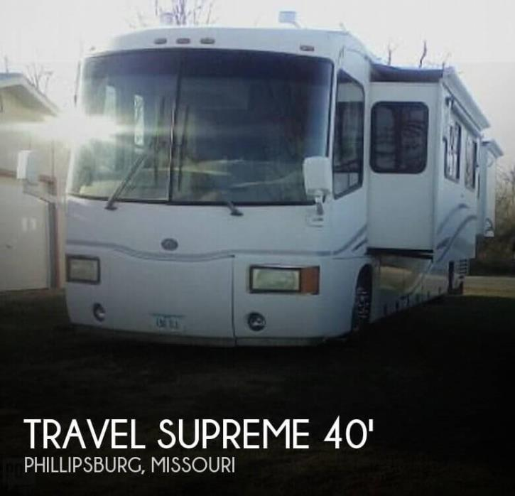 2002 Travel Supreme Travel Supreme 40DSO