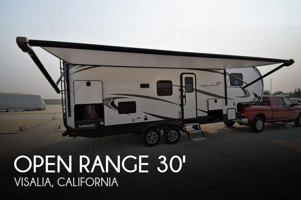 2019 Highland Ridge Open Range Ultra Lite 2502RE