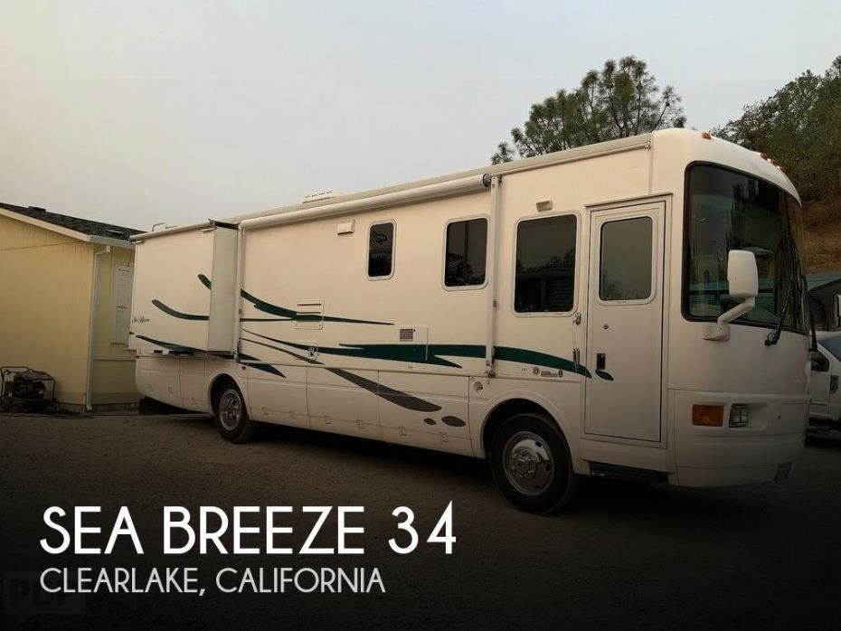 2002 Sea Breeze Bus (by National RV SB341D