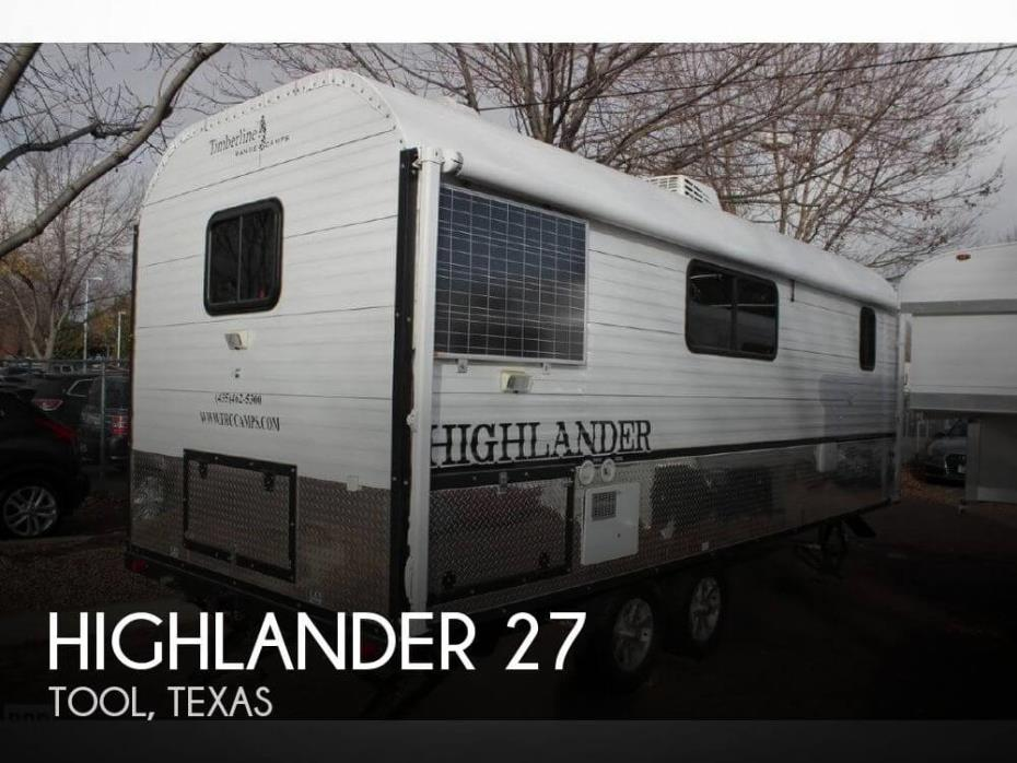 2015 Highland Ridge Highlander 27