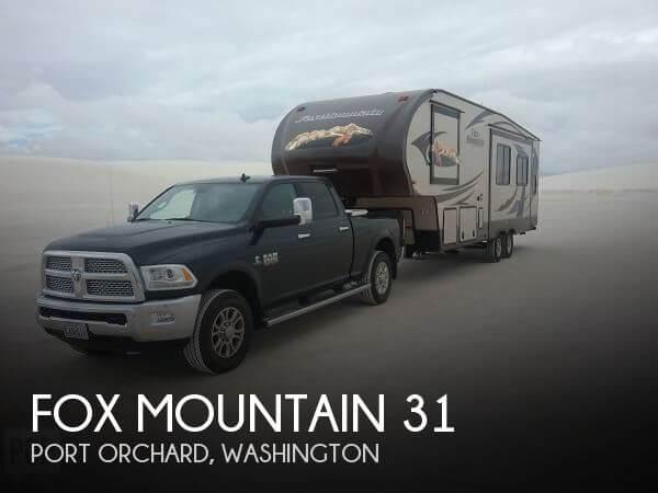2014 Northwood Fox Mountain 31