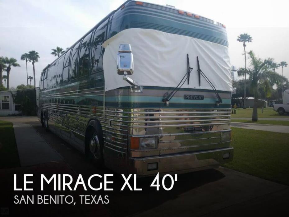 1994 Prevost Le Mirage XL Royale Coach