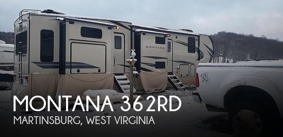 2020 Keystone Montana 362RD