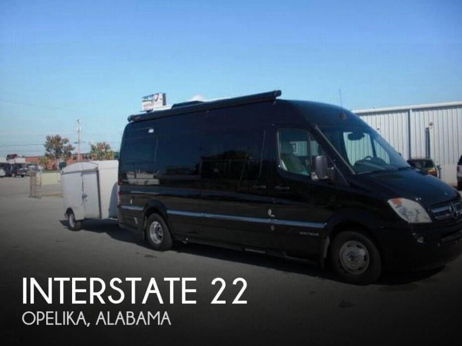 2013 Airstream Interstate 3500 Lounge