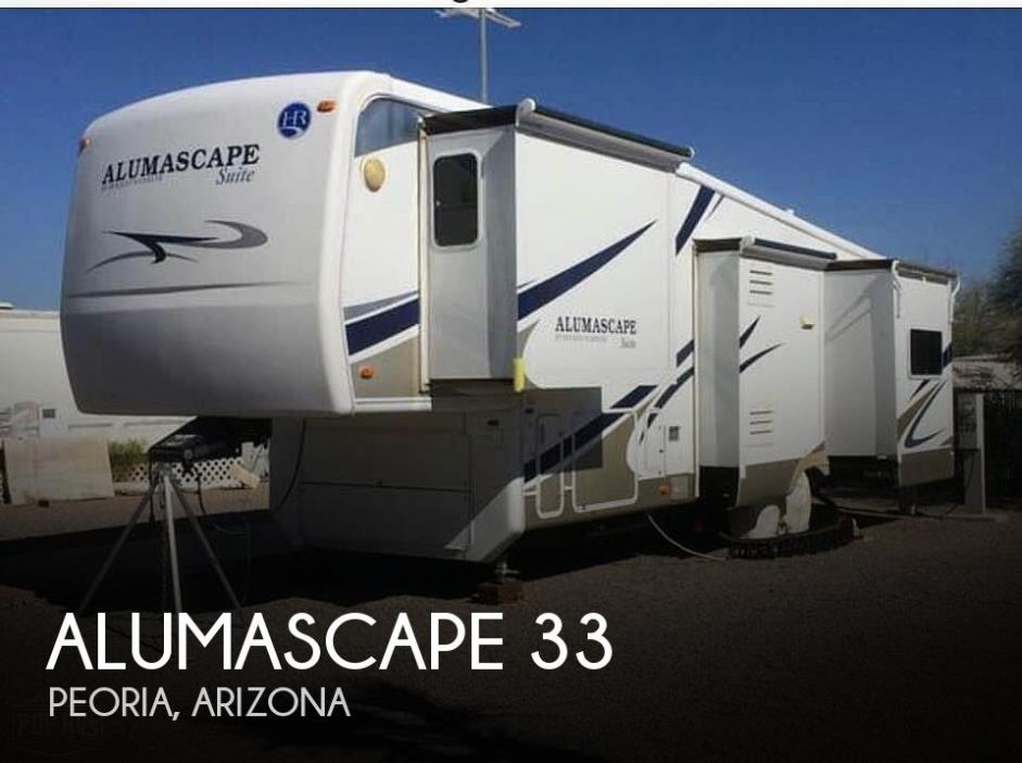 Holiday Rambler Alumascape 33 Rvs For Sale