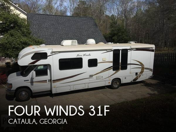 2012 Thor Motor Coach Four Winds 31F