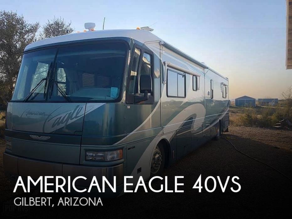 1998 Fleetwood American Eagle 40EVS