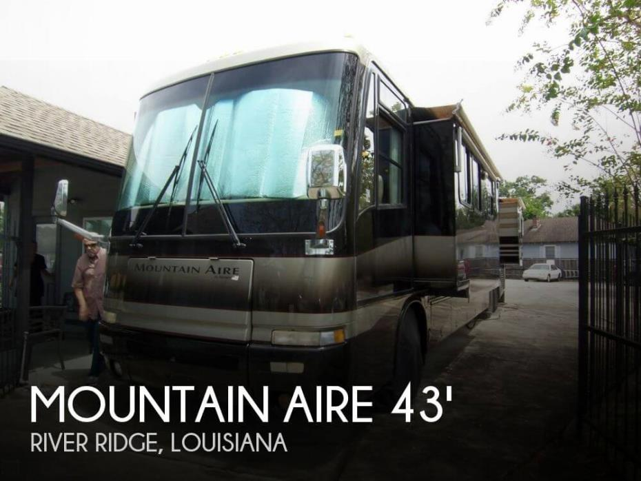 2002 Newmar Mountain Aire 43 - Essex 4371 Design