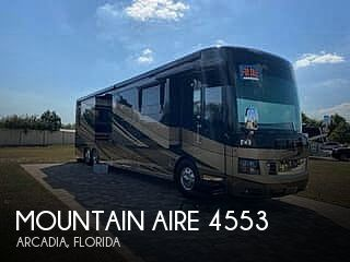 2018 Newmar Mountain Aire 4553