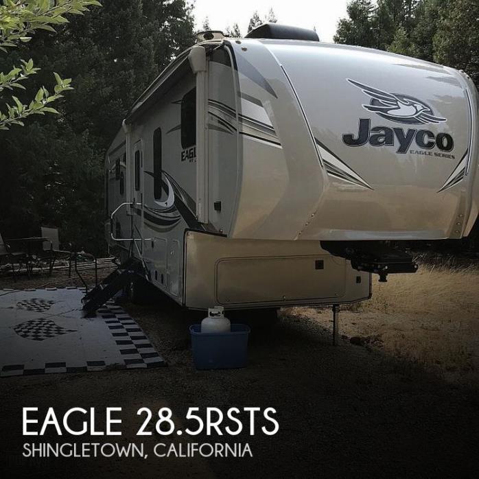 2020 Jayco Eagle 28.5RSTS