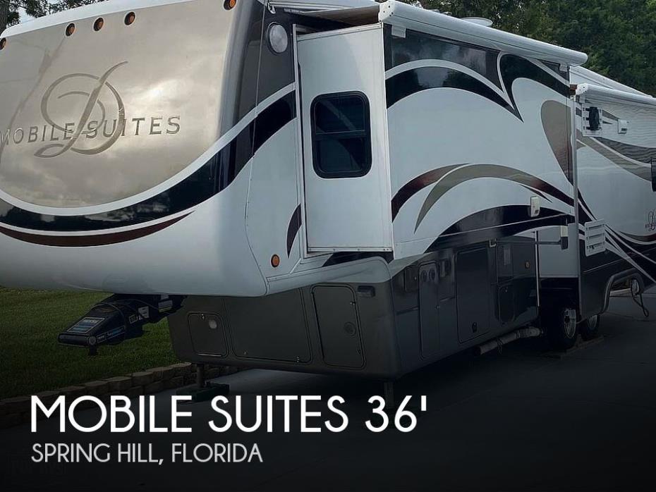 2011 DRV Mobile Suites 36TKSB3