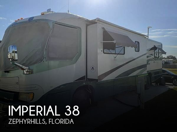 1997 Holiday Rambler Imperial 38WGS