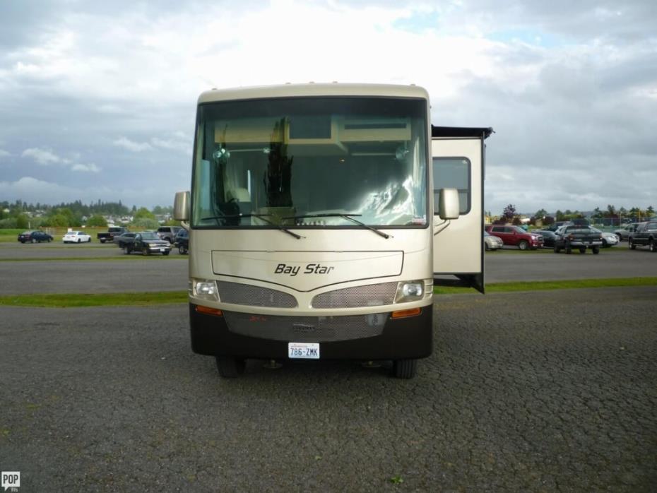 2007 Newmar Bay Star 3208, 6