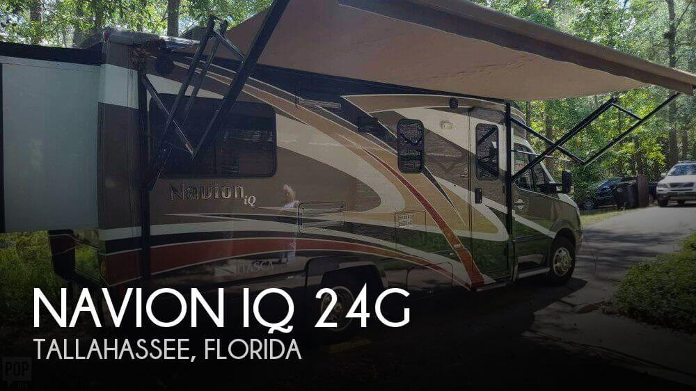 2012 Itasca Navion IQ 24G