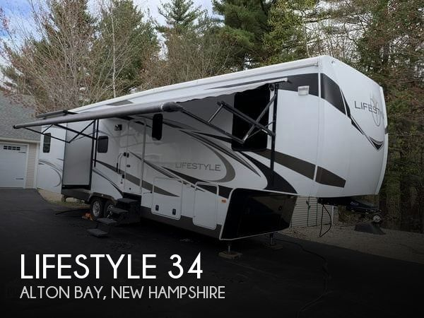 2013 Lifestyle Luxury RV Lifestyle LS34SB