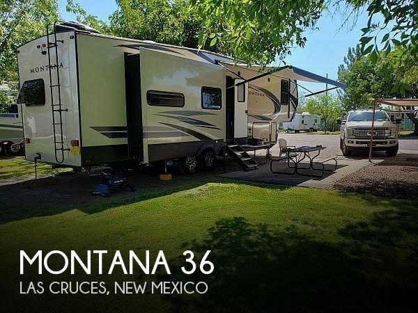 2019 Keystone Montana 321MK