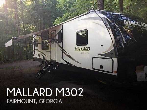 2018 Heartland Mallard M302