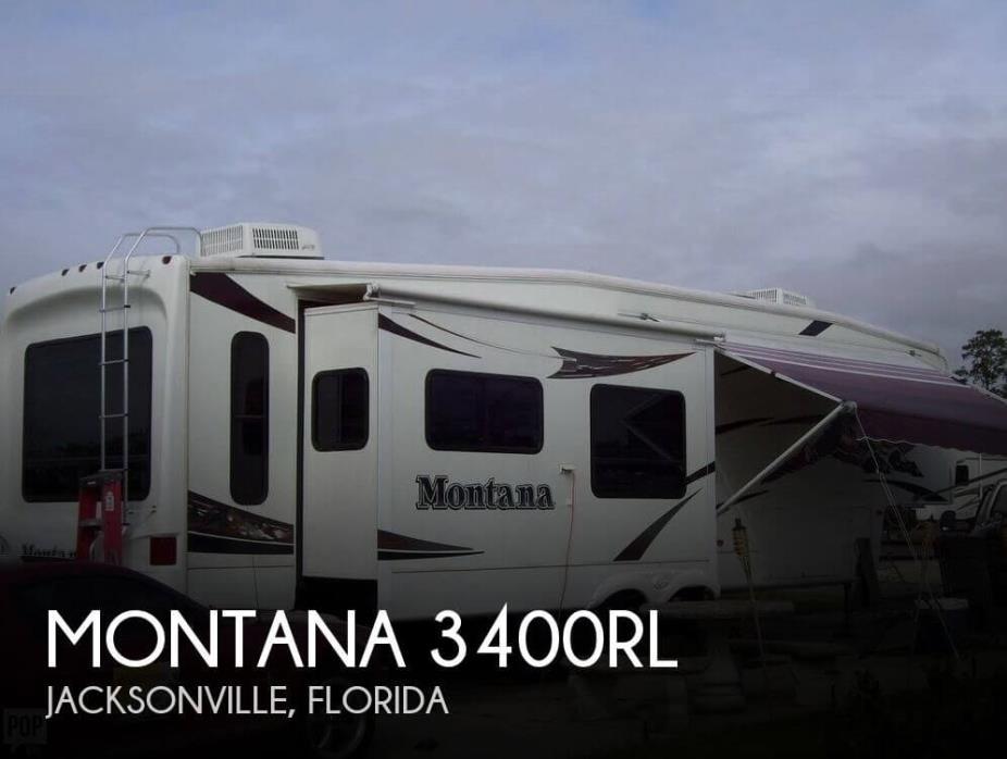 2007 Keystone Montana 3400RL