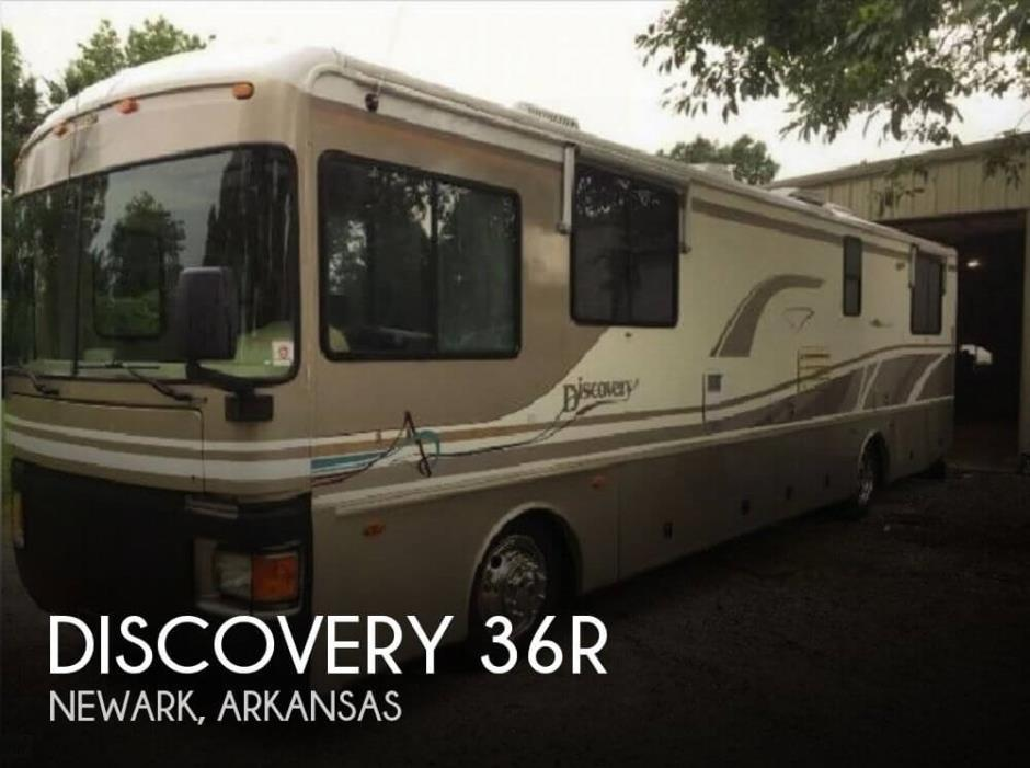 1998 Fleetwood Discovery 36R