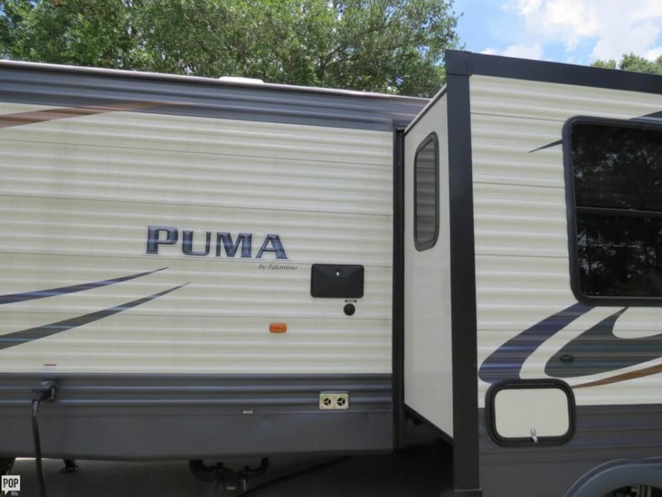 2017 Palomino Puma 30RLIS, 10