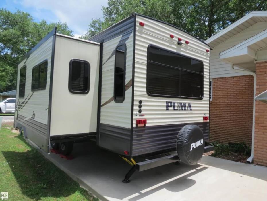2017 Palomino Puma 30RLIS, 7