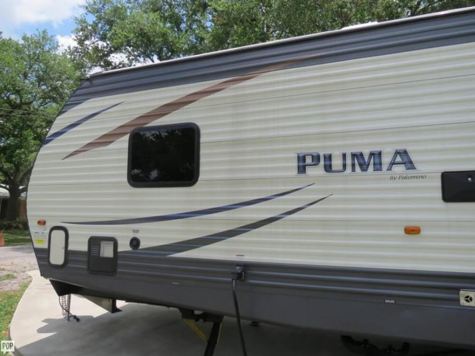 2017 Palomino Puma 30RLIS, 14