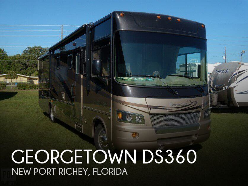 2011 Forest River Georgetown DS360