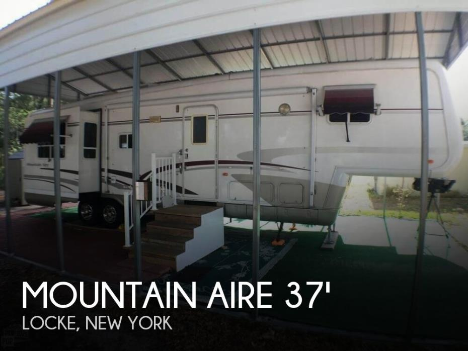 2001 Newmar Mountain Aire 36 RLFB
