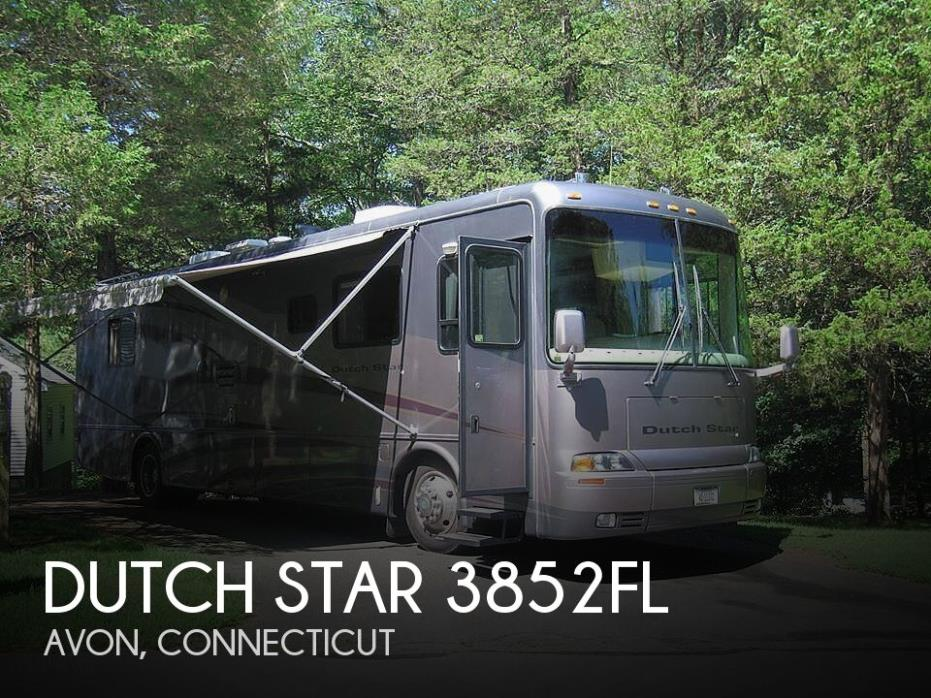 2002 Newmar Dutch Star 3852FL