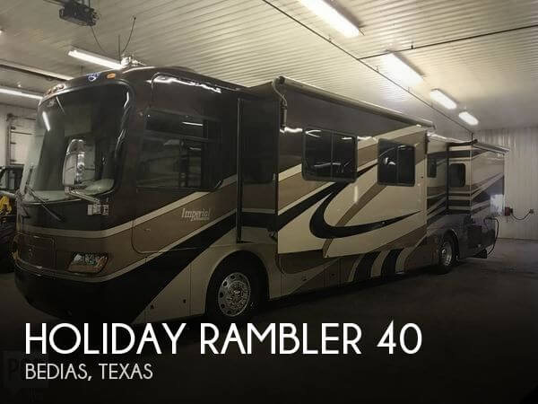 2003 Holiday Rambler Holiday Rambler 40