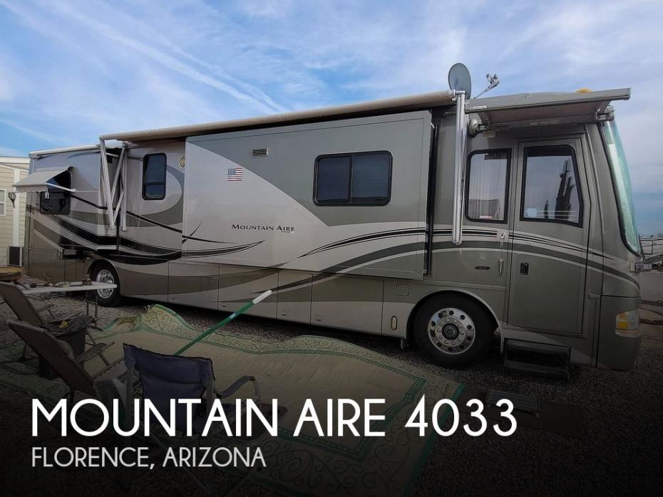 2006 Newmar Mountain Aire 4033