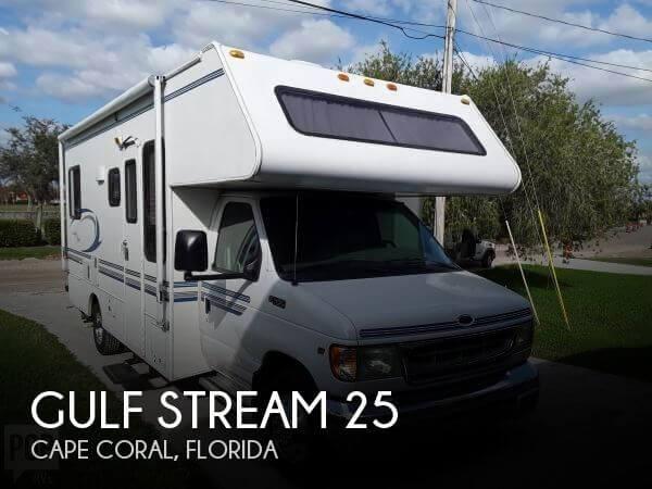 2002 Gulf Stream Gulf Stream Conquest Sport W6244S