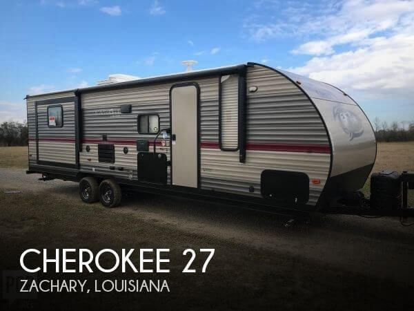 2018 Forest River Cherokee 27