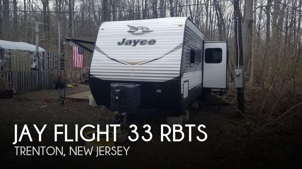 2018 Jayco Jay Flight 33 RBTS