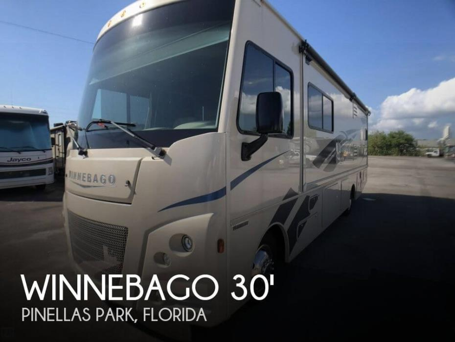 2018 Winnebago Winnebago Vista 29 VE