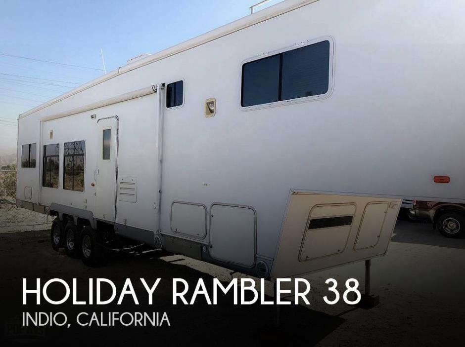 2006 Holiday Rambler Holiday Rambler 38FKS