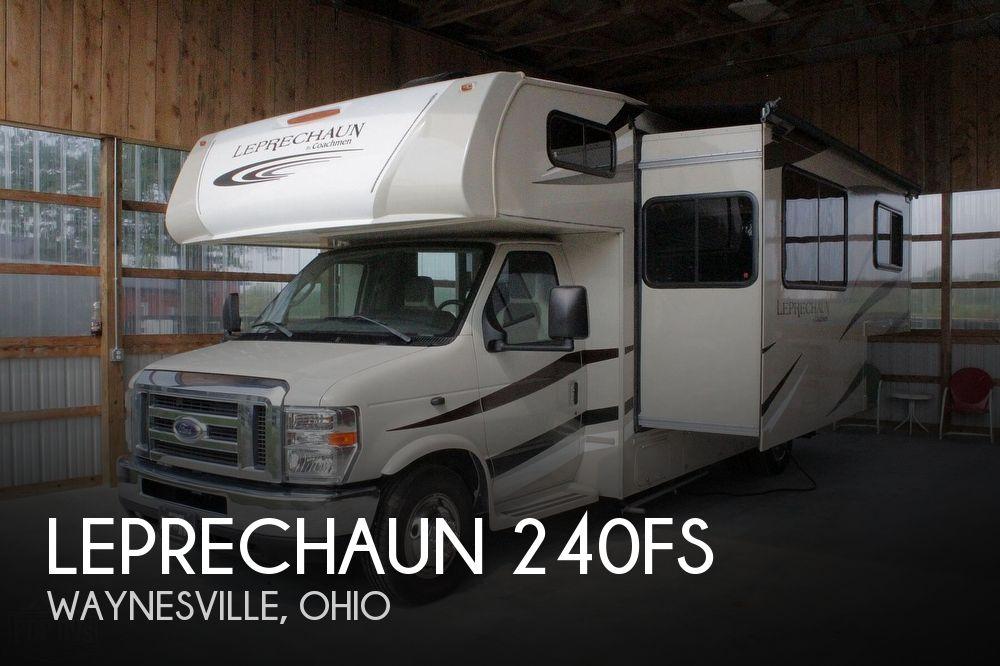 2017 Coachmen Leprechaun 240FS