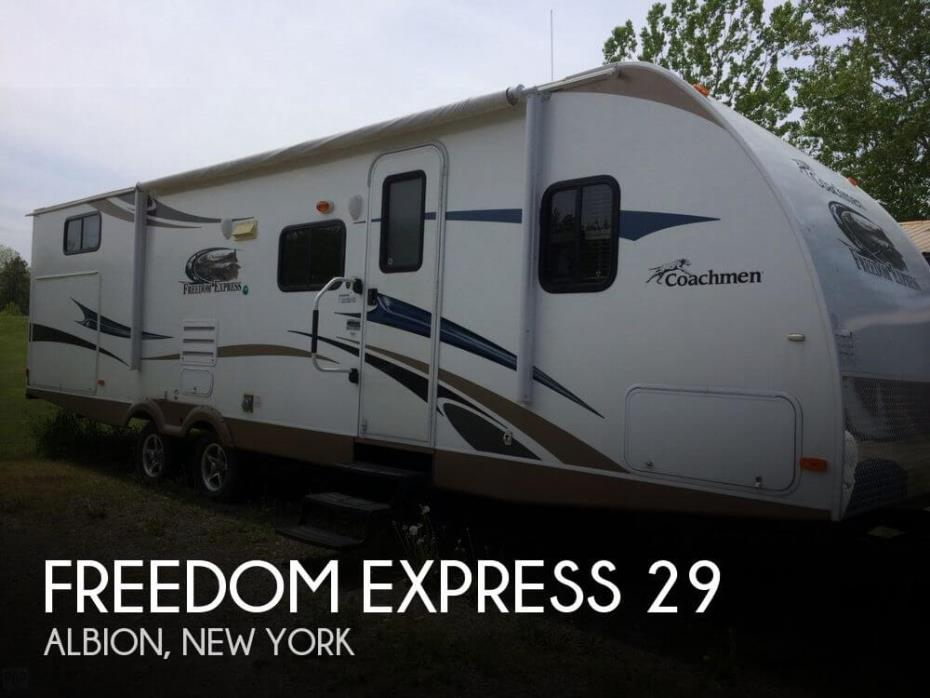 2013 Coachmen Freedom Express 29