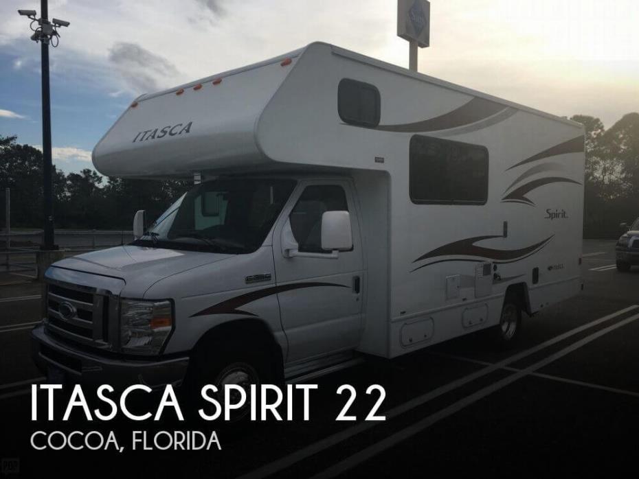 2014 Winnebago Itasca Spirit 22