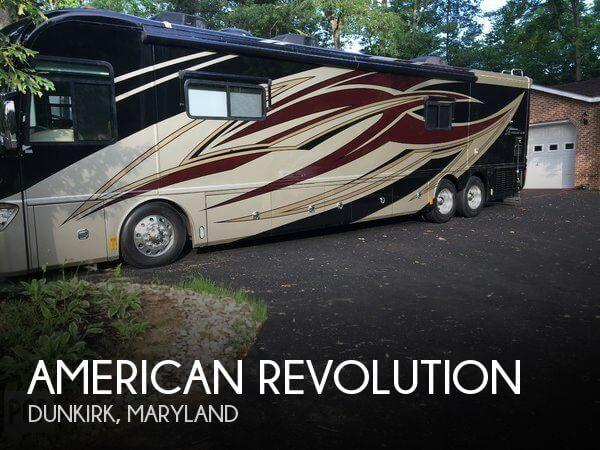 2011 American Coach American Revolution 42T