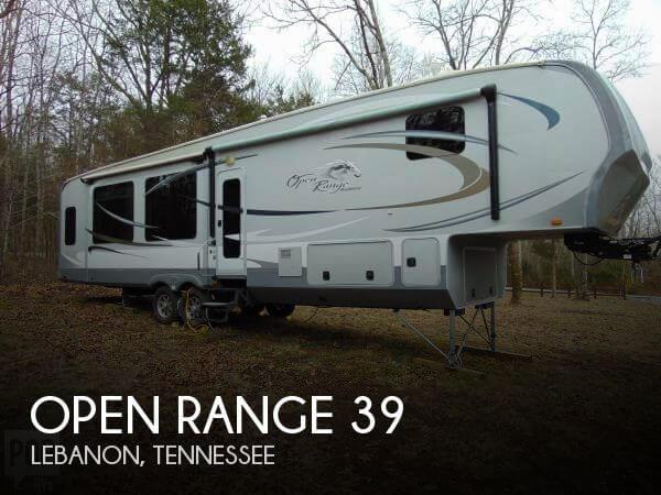 2012 Open Range Open Range Residential 412RSS