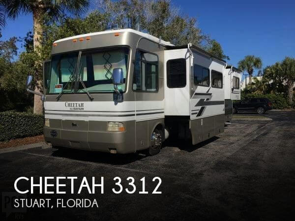 2003 Safari Cheetah 3312