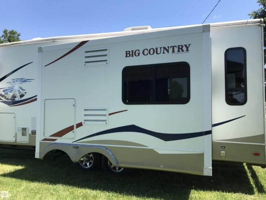 2008 Heartland Big Country 3250 TS, 11