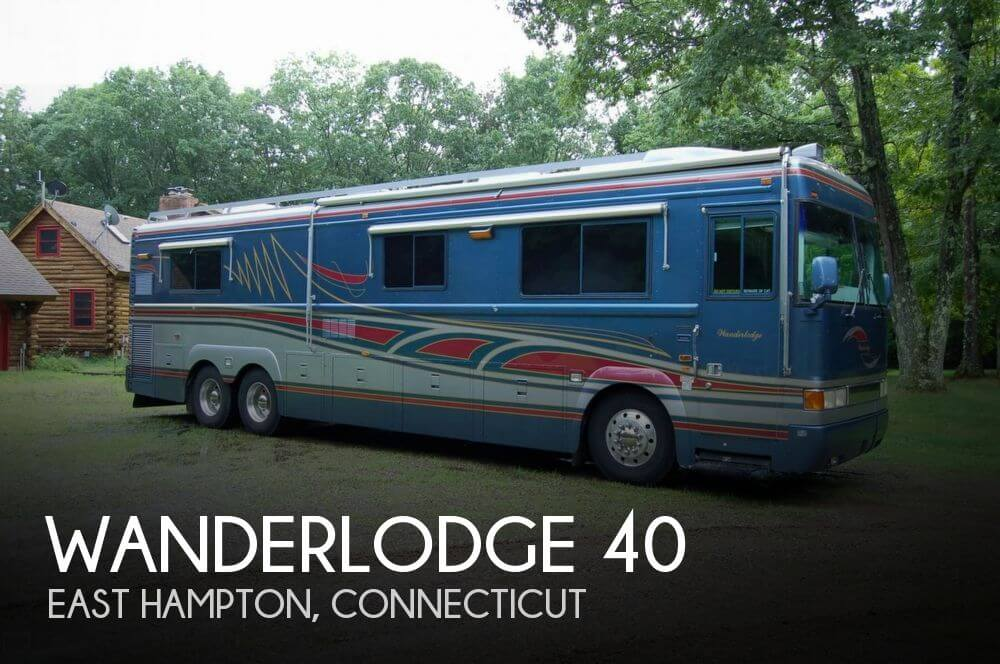 1993 Bluebird Wanderlodge 40
