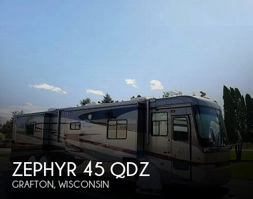 2005 Tiffin Zephyr 45 QDZ
